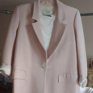Zara coat blazer